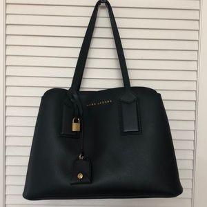 Beautiful Black Leather Purse